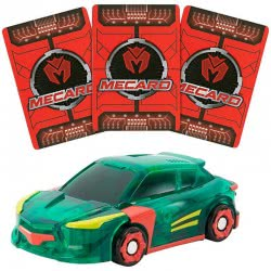 Mattel Mecard Tero Deluxe Mecardimal Όχημα Με Κάρτες FXP21 / GBP77 887961720822