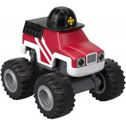 Fisher-Price Blaze And The Monster Machines Οχήματα Die Cast - Fire Rescue Firefighter CGF20 / GFD97 887961759150