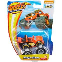 Fisher-Price Blaze And The Monster Machines Οχήματα Die Cast - Ninja Blaze CGF20 / GFD94 887961759129