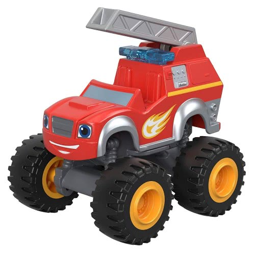 Fisher-Price Blaze And The Monster Machines Οχήματα Die Cast - Fire Rescue Blaze CGF20 / GFD96 887961759143