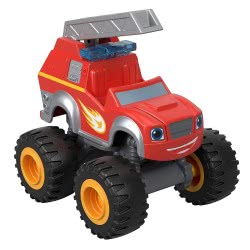 Fisher-Price Blaze And The Monster Machines Die Cast - Fire Rescue Blaze CGF20 / GFD96 887961759143