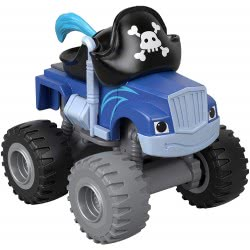 Fisher-Price Blaze And The Monster Machines Οχήματα Die Cast - Pirate Crusher CGF20 / GFD98 887961759167