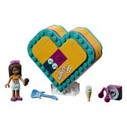LEGO Friends Κουτί - Andreas Heart Box 41354 5702016368727