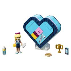 LEGO Friends Κουτί - Καρδιά Της Στέφανι 41356 5702016368741