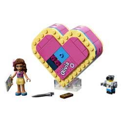 LEGO Friends Κουτί - Καρδιά Της Ολίβια 41357 5702016368758