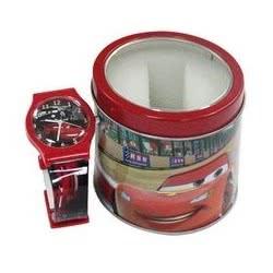 Diakakis imports Ρολόι Σε Μεταλλικό Κουτί Cars  0560061) 5205698124693