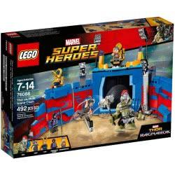 LEGO Marvel Super Heroes Θορ Εναντίον Χαλκ: Σύγκρουση Στην Αρένα 76088 5702015868730