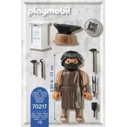 Playmobil History Θεός Ήφαιστος 70217 4008789702173