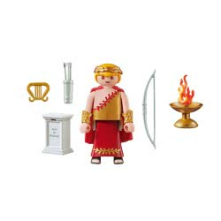 Playmobil History Θεός Απόλλων 70218 4008789702180