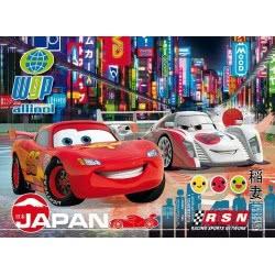Clementoni ΠΑΖΛ 104 MAXI S.C.Disney- Cars 2 - Αντίπαλοι αγώνων 1210-23623 8005125236237