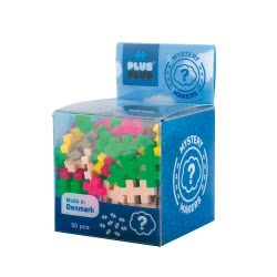 Plus-Plus Mystery Maker Basic - 6 Designs PLS07218 5710409104173