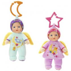Zapf Creation Baby Born For Babies Little Angels 18 Cm - 2 Designs ZF826744 4001167826744