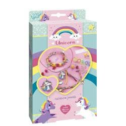 Gialamas Κατασκευή Κοσμήματα Μονόκερος Rainbow Jewels TM071063 8714274071063