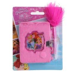 Gialamas Disney Princess Hμερολόγιο Λούτρινο Με Στυλό Και Κλειδαριά CAN07919 8712916079194
