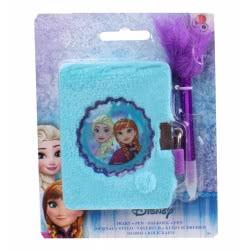 Gialamas Disney Frozen Hμερολόγιο Λούτρινο Με Στυλό Και Κλειδαριά CAN99988 8712916079200