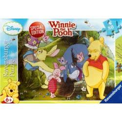 Ravensburger Παζλ Winnie The Pooh 05-10767 4005556107674