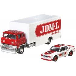 Mattel Hot Wheels Team Transport Nissan Skyline HT 2000GT-X Sakura Sprinter No. 8 FLF56 / FYT04 887961708769