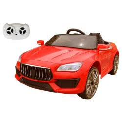 MG TOYS R/C Maserati Style Car 12V Red 412214 5204275122145