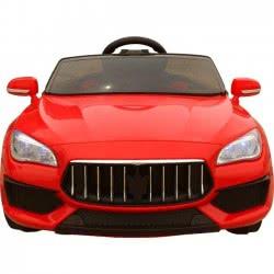 MG TOYS Τηλεκατευθυνόμενο Μπαταριοκίνητο Αυτοκίνητο R/C Maserati Style Car 12V Κόκκινο 412214 5204275122145