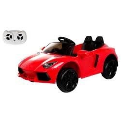 MG TOYS Τηλεκατευθυνόμενο Μπαταριοκίνητο Αυτοκίνητο R/C Lamporgini Style Car 6V Κόκκινο 412217 5204275122176