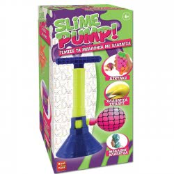 Real Fun Toys Slime Pump Τρόμπα Χλαπάτσας 47009 8056779470096