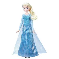 Hasbro Disney Frozen Elsa Singing Doll E3054 / E3141 5010993579785