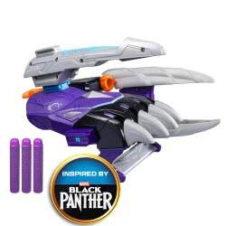 Hasbro Marvel Avengers Endgame: Nerf Black Panther Assembler Gear E3311 5010993546596