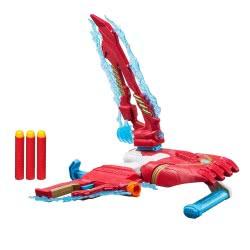Hasbro Marvel Avengers: Endgame Nerf Iron Man Assembler Gear E3354 5010993546657