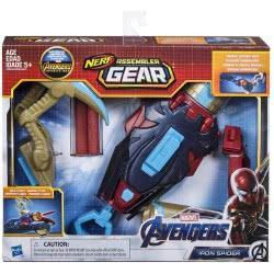 Hasbro Avengers: Endgame Nerf Iron Spider Assembler Gear E3355 / E3924 5010993590353