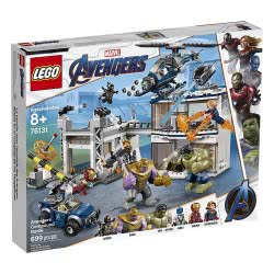 LEGO Marvel Avengers Compound Battle 76131 5702016376012