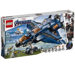 LEGO Marvel Super Heroes Avengers Ultimate Quinjet 76126 5702016369687