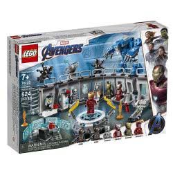 LEGO Marvel Super Heroes Iron Man Hall Of Armor 76125 5702016369670