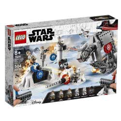 LEGO Star Wars Action Battle Echo Base 75241 5702016370683
