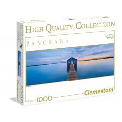 Clementoni Παζλ 1000 H.Q. Πανόραμα - Γαλάζια Γαλήνη 1220-39330 8005125393305
