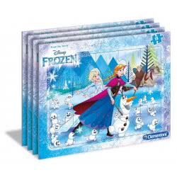 Clementoni Puzzle 15 Super Color Disney Frozen 1200-22226 8005125222261
