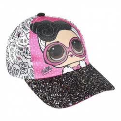 Cerda Καπέλο Premium L.O.L. Surprise Με Μαύρο Γείσο, Ροζ, 54 Εκ. 2200004090 8427934280728