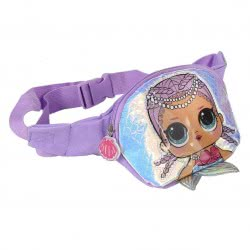 Cerda Hip Bag L.O.L. Surprise Mermaid - Purple 2100002639 8427934281510