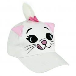 Cerda Καπέλο Γάτα Με Ροζ Φιογκάκι - Λευκό 2200003590 8427934266074