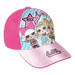 Cerda Καπέλο L.O.L. Surprise Rock And Roll - Ροζ 2200004088 8427934275946