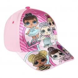 Cerda Καπέλο L.O.L. Surprise Κουκλίτσες - Ροζ 2200004088 8427934275953