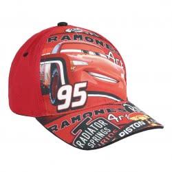 Cerda Καπέλο Cars 3 - Αυτοκίνητα Ramones Art 95 - Κόκκινο 2200003548 8427934249213