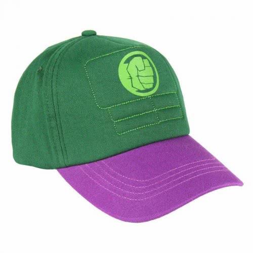 b8975e020e438 Loly Hat Marvel Avengers Hulk - Green 2200003581 8427934266029