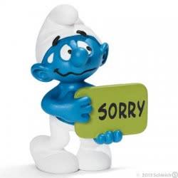 Schleich Στρουμφ Συγνώμης SC20749 4005086207493