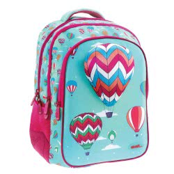 MUST Backpack Balloons 32X18x43 Cm - Blue 000579535 5205698423161
