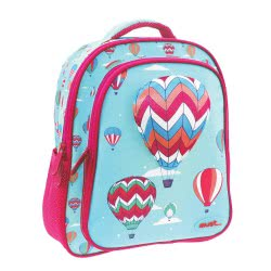 MUST Backpack Balloons 27X10x31 Cm - Blue 000579525 5205698423178
