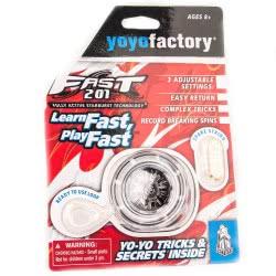 yoyo factory YO-YO  Fast 201 Black 18102 4260243181027