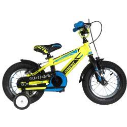 ORIENT BIKES Ποδήλατο Bmx 12 Ίντσες Rookie Κίτρινο 151519-Yellow 5202200001787