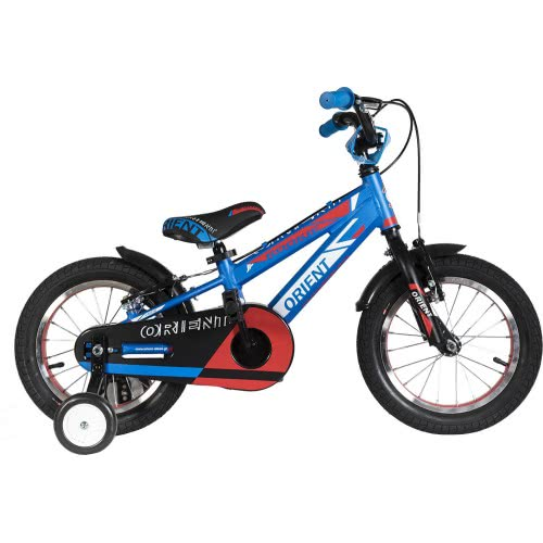 ORIENT BIKES Ποδήλατο Bmx 14 Ίντσες Rookie Μπλε 151520-Blue 5202200001800