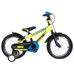 ORIENT BIKES Ποδήλατο Bmx 16 Ίντσες Rookie - Κίτρινο 151521-Yellow 5202200001831
