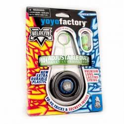 yoyo factory YO-YO Velocity Black 45106 4260243451069